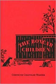 Box Car Children cover