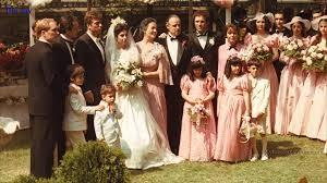 Godfather wedding