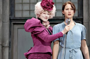 Hunger Games Katniss takes sister's place