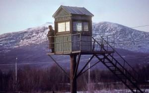 gulag watchtower