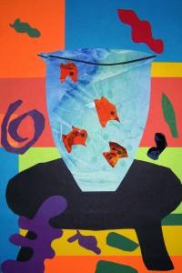 matisse goldfish bowl
