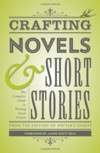 Crafting Novels & Short Stories cover