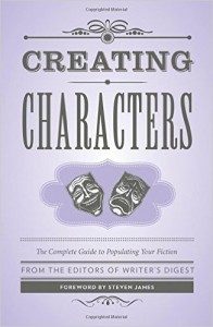 Creating Characters cover